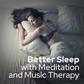 Better Sleep with Meditation and Music Therapy (Peaceful Night with New Age Sounds) by Deep Sleep Music Society