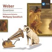 Weber: Overtures by Wolfgang Sawallisch