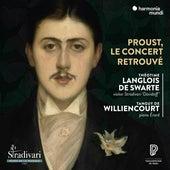 A concert at the time of Proust von Théotime Langlois de Swarte