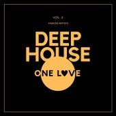 Deep-House One Love, Vol. 2 de Various Artists