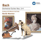 Bach: Orchestral Suite Nos 2-4 de Academy Of St. Martin-In-The-Fields (1)