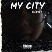 my city (Remix) by Moontaeng