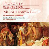 Prokofiev Dance of the Knights and other highlights from Romeo and Juliet; Mussorgsky Pictures at an Exhibition by London Philharmonic Orchestra