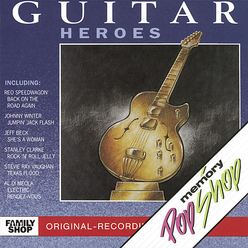 Guitar Heroes von Various Artists