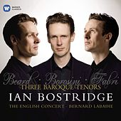 The Three Baroque Tenors de Ian Bostridge