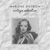 Marlène Dietrich - Vintage Selection de Marlene Dietrich