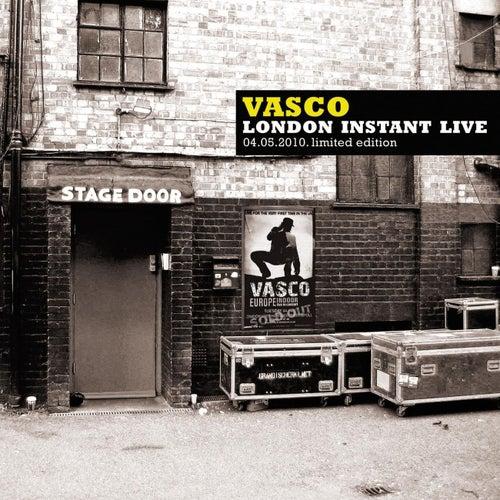 Vasco London Instant Live by Vasco Rossi