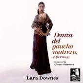 Danzas Argentinas III - Danza del Gaucho Matrero, Op. 2 no. 3 by Lara Downes