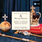 William Walton Symphonies & Concertos by Various Artists