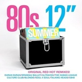80s 12'' Summer von Various Artists