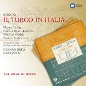 Rossini: Il Turco in Italia von Gianandrea Gavazzeni