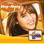 Disney Sing-Along - Hannah Montana The Movie by Various Artists