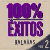 100% Éxitos - Baladas Vol. 2 de Various Artists