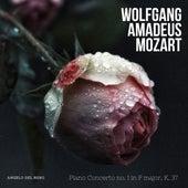 Mozart: Piano Concerto no. 1 in F major, K. 37 by Angelo Del Nero