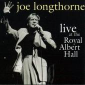 Live At The Royal Albert Hall by Joe Longthorne