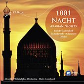 1001 Nacht / Arabian Nights von Various Artists