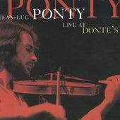 Live at Donte's fra Jean-Luc Ponty