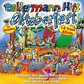 Ballermann Hits - Oktoberfest von Various Artists