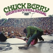 Toronto Rock 'N' Roll Revival 1969 van Chuck Berry