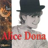 Les Années Chansons de Alice Dona