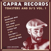 Capra Records Toasters And DJ's Vol. 1 by Various Artists
