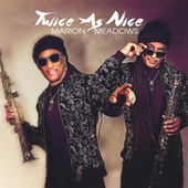 Twice As Nice by Marion Meadows