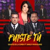 Fuiste Tú (Salsa 2021) by Los Gigantes de la Cumbia