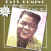20 Rock 'N' Roll Hits (Int'l Only) by Fats Domino
