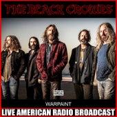 Warpaint (Live) de The Black Crowes
