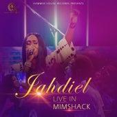Jahdiel Live (Mimshack) de Jahdiel