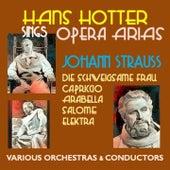 Hans Hotter sings Opera Arias fra Hans Hotter, Meinhard von Zallinger, Symphonie-Orchester des Bayerischen Rundfunks