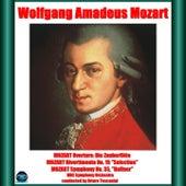 Mozart: Overture: Die Zauberflöte - Divertimento No. 15