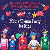 Movie Theme Party for Kids - Featuring
