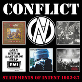 Statements Of Intent 1982-87 by Conflict