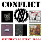 Statements Of Intent 1988-94 by Conflict
