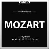 Mozart: Symphonien No. 47, No. 12, No. 42 und No. 10 by Mainzer Kammerorchester