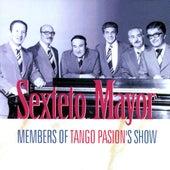 Sexteto Mayor - Members Of The Tango Passion de Sexteto Mayor