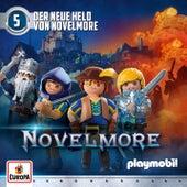 005/Novelmore: Der neue Held von Novelmore by PLAYMOBIL Hörspiele