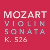 Mozart: Violin Sonata, K. 526 de Susanna Yoko Henkel