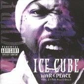 War & Peace Vol. 2 (The Peace Disc) (Explicit) de Ice Cube