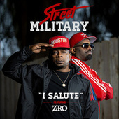 I Salute by Street Military