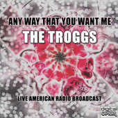 Any Way That You Want Me (Live) de The Troggs