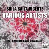 Baila Baila Vicente (Live) by Various Artists