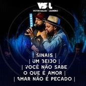 Sinais / Um Beijo / Você Não Sabe / O Que É Amor / Amar Não É Pecado de Victor Salles e Leandro