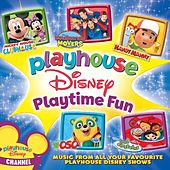 Playhouse Disney Playtime Fun de Various Artists