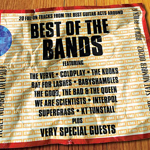 Best Of The Bands von Various Artists