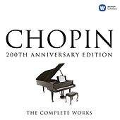 The Complete Chopin Edition - 200th anniversary de Various Artists