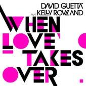 When Love Takes Over van David Guetta