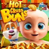Hot Cross Buns by LooLoo Kids