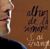 J'Ai Changé de Albin De La Simone